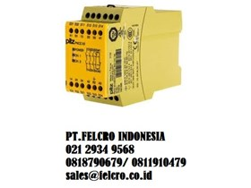 PNOZ sigma safety relays |PT.FELCRO INDONESIA | 0818 790679