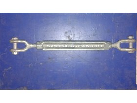 JARUM KERAS TURNBUCKLE SPANSKRUP PIPE TYPE JAW AND JAW ALAT KONSTRUKSI LAINNYA