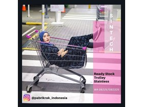 Trolley Belanja Supermarket TS8