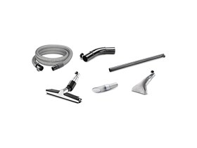Industrial Vacuum Cleaner Accessories - Vacuum kit DN 52 for dry, coarse particles