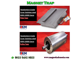 Magnet Trap 10000-12000 gauss