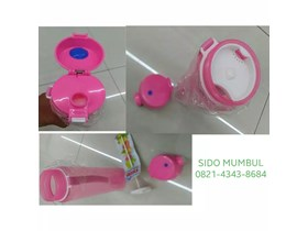 Botol Minum Plastik Infuser Champ Bottle 820 ml Lion Star