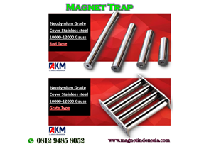 Jual magnet trap 10000-12000 gauss