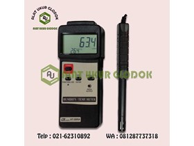 Lutron HT-3006A Humidity/Temp. Meter
