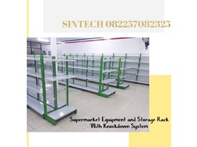 Rak Display Supermarket Banjarmasin