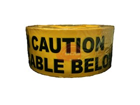 Jasa Pembuatan Warning Tape/Police Line/Barricade Tape/Safety Sign Custom