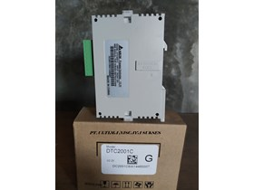 Extension Temperature Control DELTA DTC2001C For DTC Series