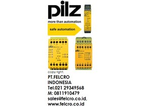 750106| 751106| PNOZ S6 relay| PT.FELCRO INDONESIA| 081.155.363| sales@felcro.co.id
