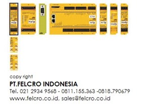 750105| 751105| PNOZ S5 relay| PT.Felcro Indonesia | 0811.155.363 | sales@felcro.co.id