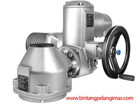 Auma multi turn actuator series