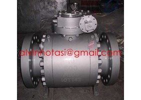 BALL VALVE TRUNNION