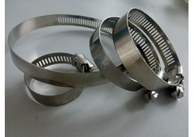 STAINLESS STEEL CLAMP HOSE / KLEM HOSE (AJ)
