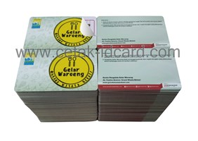 CETAK  SMART CARD MIFARE 1K