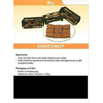 Biscuit Coconut, Mia Brand