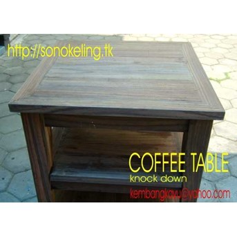Cooffe Table Knock Down