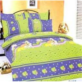 Bed sheet, Bed Cover, Wooden Toys & Edu Games