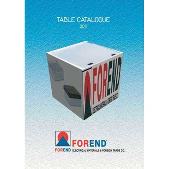 BOX PANEL ELECTRIC FOREND