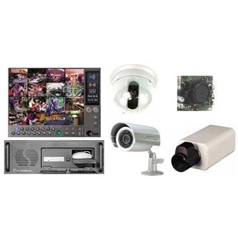 CCTV System DVR BAsed & IP Based