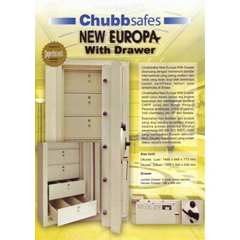 New Europa With 6 Drawer