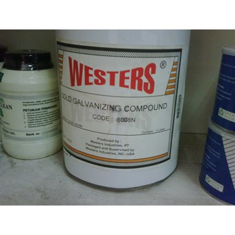 Westers Cold Galvanish Compound