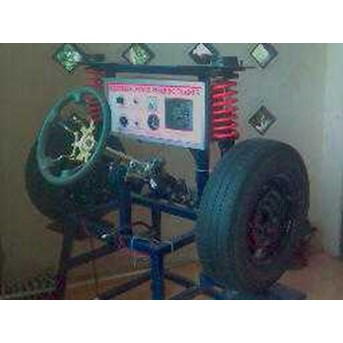 ALAT PERAGA OTOMOTIF TRAINER POWER STEERRING ELECTRICAL CANGGIH