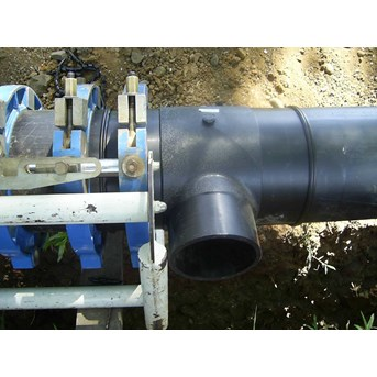 HDPE Buttfusion fitting