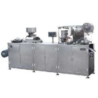 Programmable Duralumin Packaging Machine Model: DPP-250FI