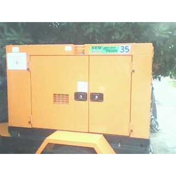 GENSET RENTAL SILENT OR OPEN 35 KVA