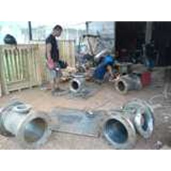 Proses Pengelasan Pipe Fittings