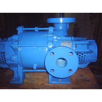 Recondition of Vacuum Pump Vectra XL 35