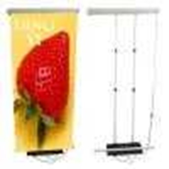 Roll Up Banner Electric ( Roll Screen Electric Banner )