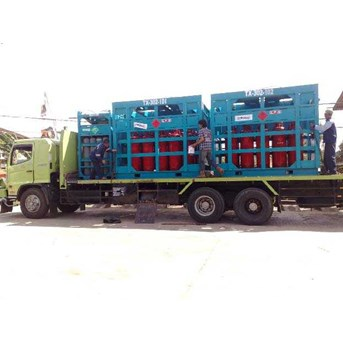 1) SALES AND RENTAL OFFSHORE GAS RACKS