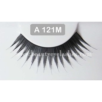 Regular false eyelashes A121M