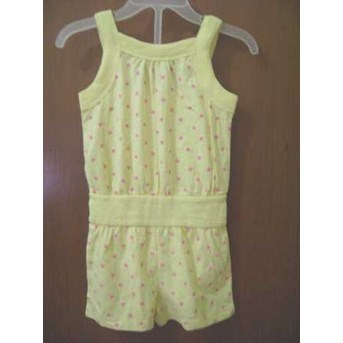 Gap Jumpsuit Yellow