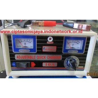 Charger Accu 10 Ampere Rayden