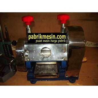 MESIN PRESS TEBU ( dengan casing)