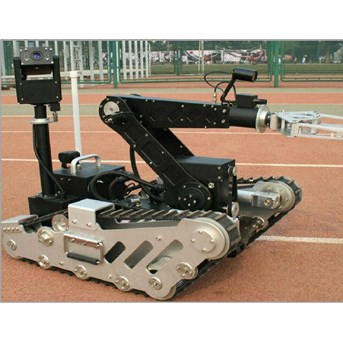 Robot For Explosives Disposal Missions