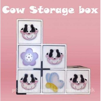 Cow storage box