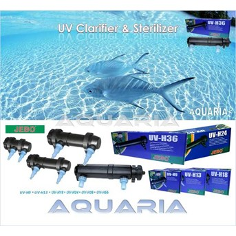 JEBO UV Sterilizer and Clarifier