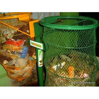 Tempat Sampah BerSeka® Classified Trash Net [ A ]