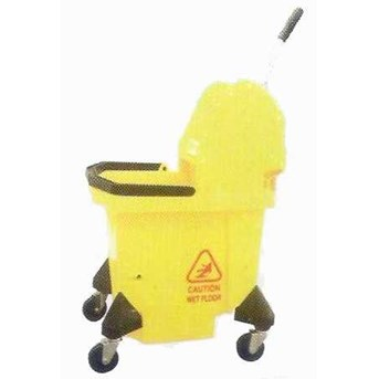 single bucket, Perlengkapan Hotel/ peralatan hotel/ house keeping product/ room boy cart/ bell boy/ house keeping cart/ janitor trolley/ lugage trolley/ room boy / trolley/ bell boy trolley/ house keeping trolley, bell boy, room boy trolley