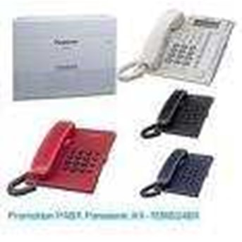 Menjual : NEW PABX PANASONIC KX-TEA308, TES824, & TEM824, & Accessories
