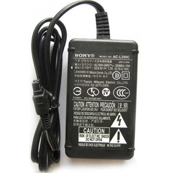 Jual charger adapter adaptor Handycam Camcoder Sony CCD TRV716