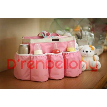 Diaper bag organizer