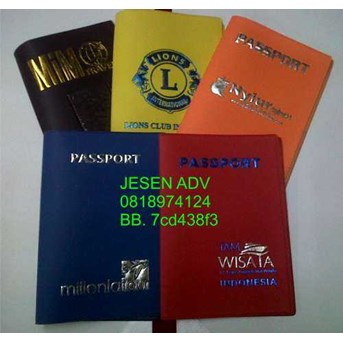Jual Cover Passport Murah