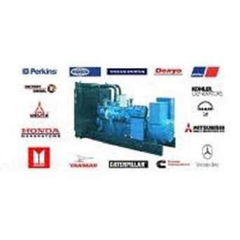 GENERATOR SET- New & Recondition