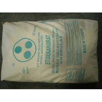 BORAX DECAHYDRATE AND BORAX PETHAHYDRATE FROM TURKY AND FROM USA