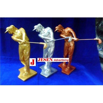 JUAL GOLF TROPHY