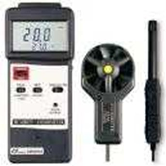 Lutron AM-4205A Digital Anemometer + Humidity Meter