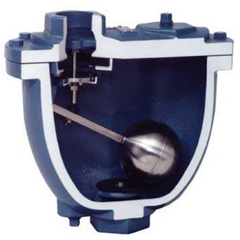 COMBINATION AIR VALVE